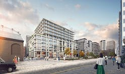 Facebook to double its London presence with new King's Cross buildings by AHMM and Bennetts