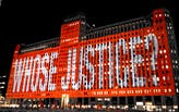 Art on theMART redefines an iconic Chicago building with projection series currently featuring Barbara Kruger