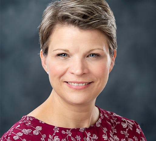 Assuming deanship at Mississippi State University on July 1: Angi Elsea Bourgeois. Photo: Megan Bean, image via msstate.edu.
