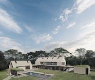 Sagaponack Modern Barn