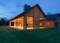 Contemporary Barn