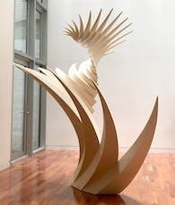 Calatrava Sculpture