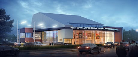 West Covina USD Performing Arts Center