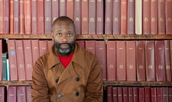 Watch Theaster Gates give moving speech as he receives Honorary Doctorate from UAL