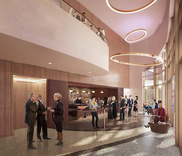 Main Lobby at Lobby Bar