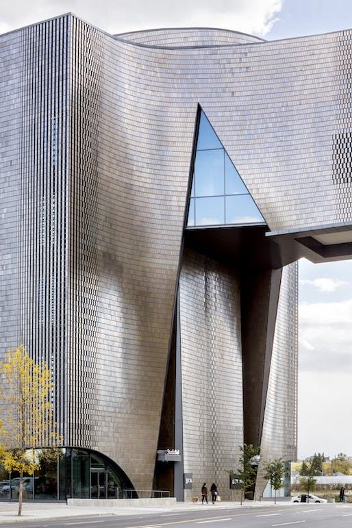 National Music Centre of Canada by Allied Works. Photo: Jeremy Bittermann.