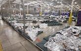 Trump considers tent cities to house unaccompanied migrant children