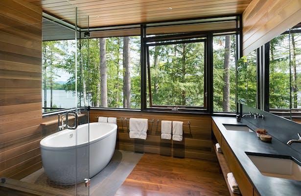 Bathroom Photo by Chuck Choi