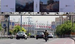 Amid historic nuclear negotiations, Tehran's urbanism is shifting