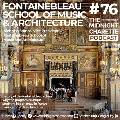 One of the most unique study abroad program out there. They pair music and architecture. Check it out - Podcast Ep #76