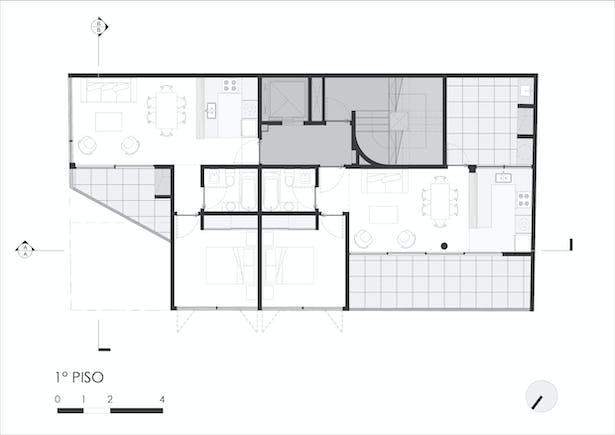 Urban Style 2 - 1st floor plan