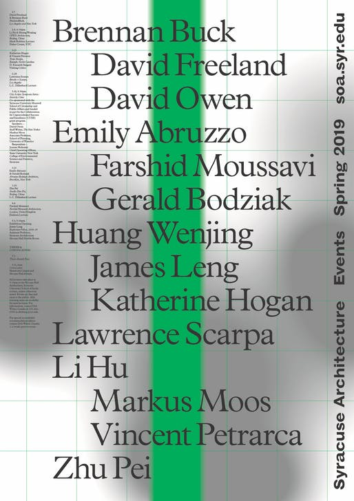 Poster design: Common Name.