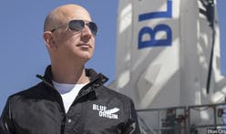 "Jeff Bezos wants to go to space because ""it's important"""