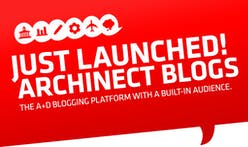 The New Archinect Blogging Platform is Now Live!