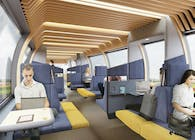 NS Vision Interior Train of the Future