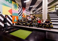Huckletree West London