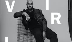 Virgil Abloh has created a playlist for us while working from home
