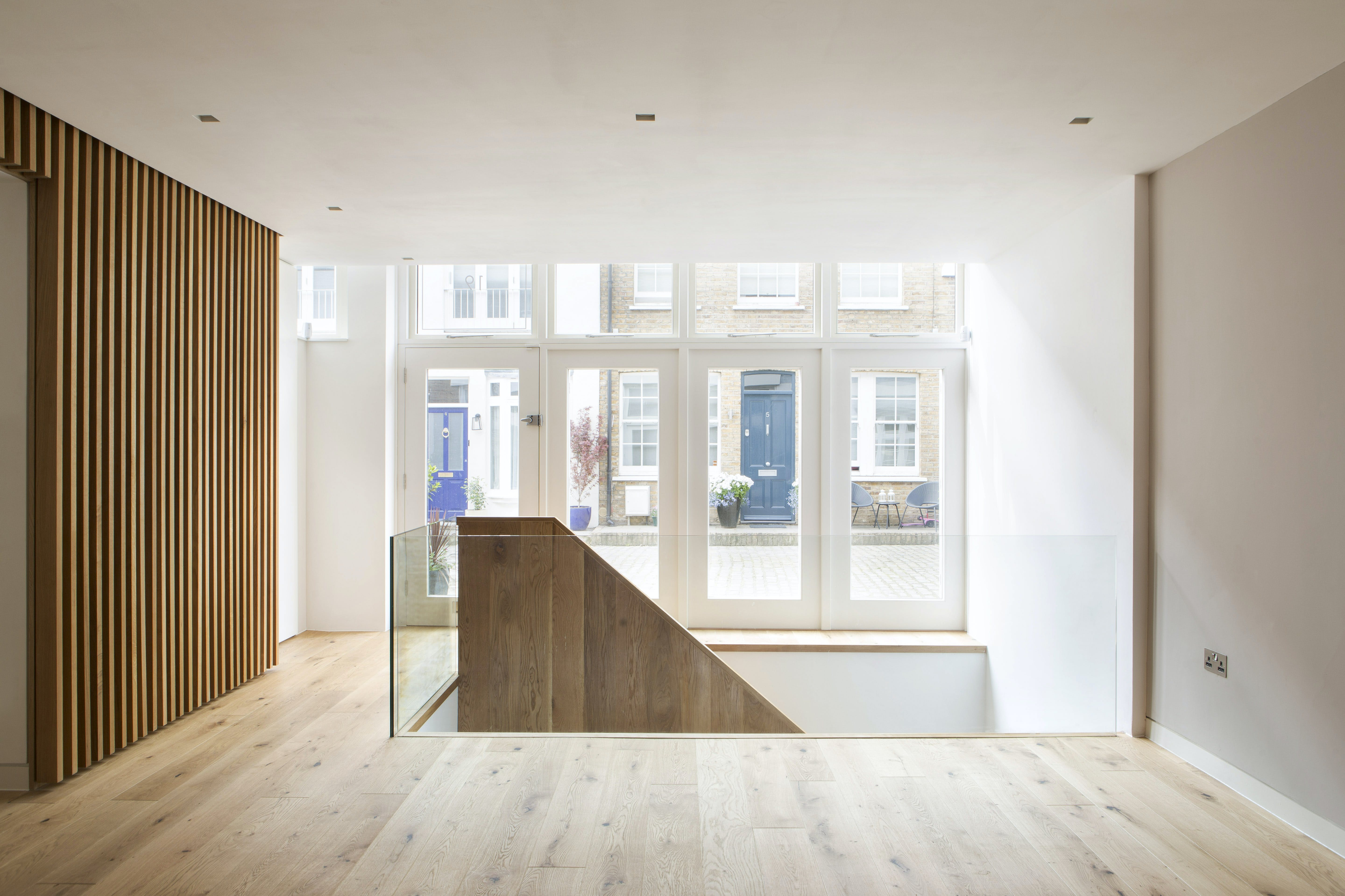 Neil Tomlinson Architects Wins Residential Interiors Gold At London Design Awards 2019 For Princes Mews Project Neil Tomlinson Architects Archinect