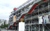 The Centre Pompidou due to close for three-year renovation