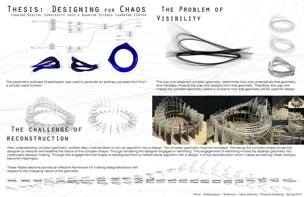 Design Process - The Problem of Visibility and the Challenge of Reconstruction