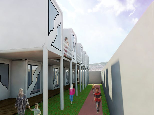 111arq, Sea-crete Natural building System