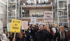 Architectural workers in the UK have formed a union