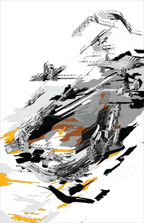 Concept Illustration: Montage Morphology