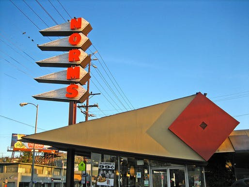 A view of Norms (image via flickr.com/ronslog)