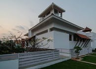 Mrs.&Mr. REKHA THANGAPPAN RESIDENCE AT JUHU BEACH, KAANATHUR, EAST COAST ROAD, CHENNAI