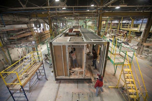 Modular Construction Is Gaining Popularity Across New York