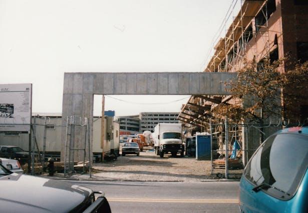 PS721Q under construction