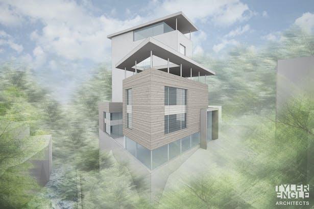 Kay Tita (Rendering: Tyler Engle Architects)