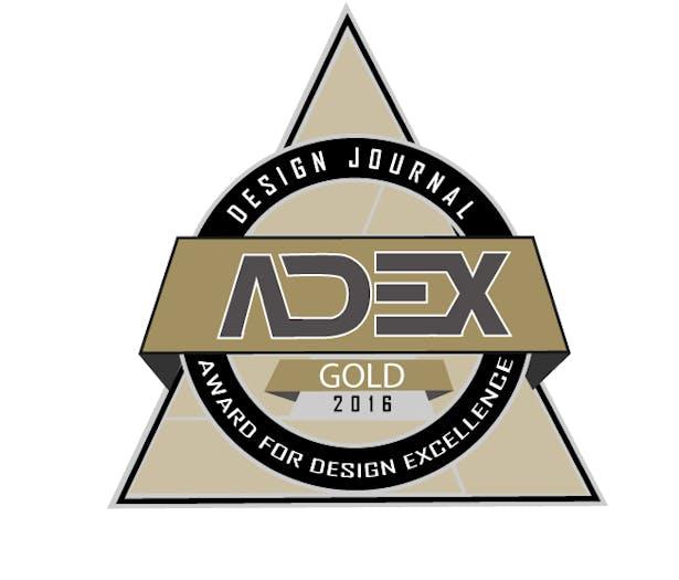 ADEX Gold award 2016 - Design Journal