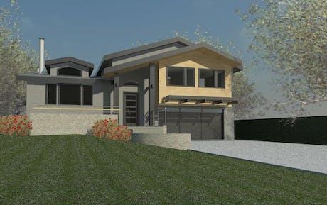 Neuf Residence, Eaton Neck LI - Clifford O. Reid Architect