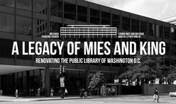 Documentary looks at the Mecanoo-led modernization of the Mies-designed Martin Luther King Jr. Memorial Library in Washington D.C.