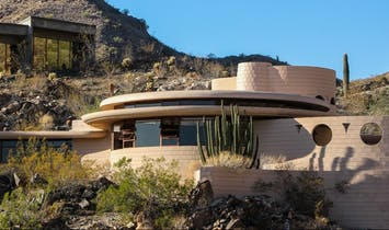 Does owning a Frank Lloyd Wright home come with a secret curse?