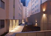 105 Housing. La ventilla. Madrid. 2007