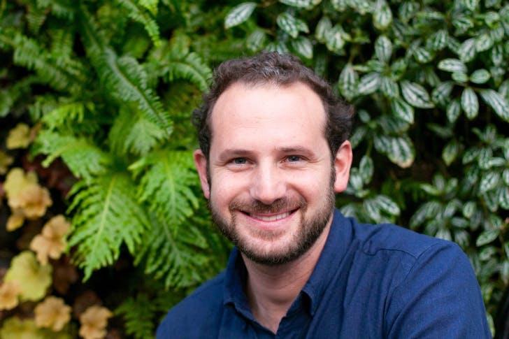 David Brenner. Photo © Garry Belinsky. Image courtesy of Habitat Horticulture