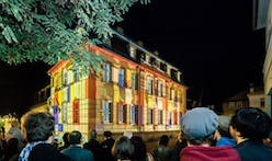 Bright prospects for the second Genius Loci Weimar videomapping festival