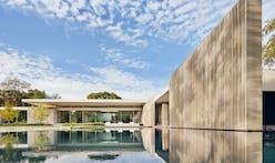 Texas architects create semi-Brutalist home in Dallas