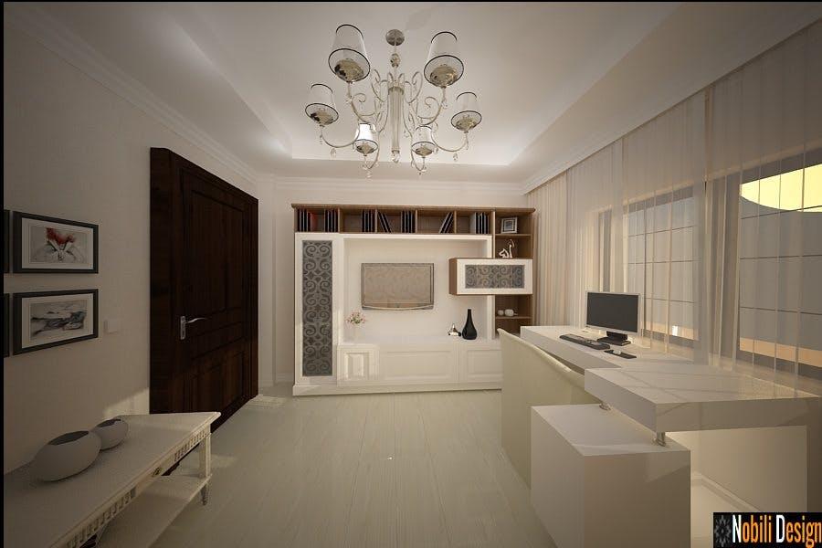 Design interior casa galati amenajari interioare case moderne nobili interior design archinect - Design case moderne ...