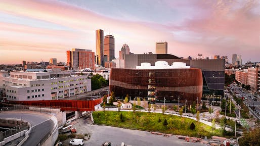 Northeastern University Interdisciplinary Science and Engineering Complex by Payette © Warren Jagger Photography