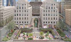 Rockefeller Center's sunken plaza could receive substantial renovations