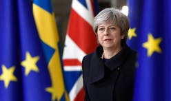 Theresa May resigns: 'The country's left in limbo,' responds RIBA President Ben Derbyshire