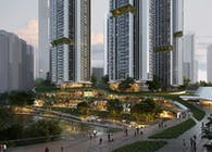 A new benchmark for urban renewal in the Greater Bay Area – Shenzhen Luohu Chuanbu Street Shanty Town Redevelopment Project