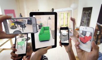 Ikea is developing an Augmented Reality app