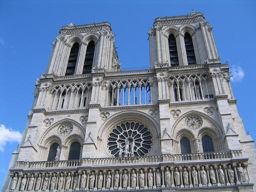 Historic landmark Notre Dame Cathedral in Paris, FR. Image: Pixabay.
