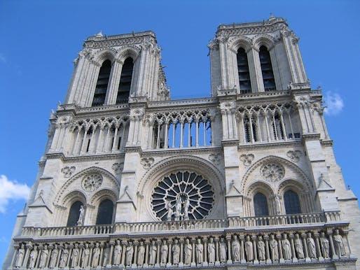 Historic landmark Notre Dame Cathedral in Paris, FR. Image: Pixabay.
