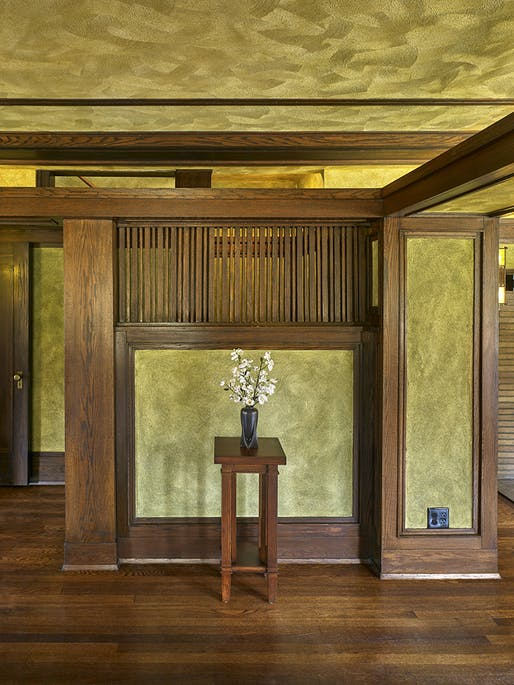 Frank Lloyd Wright Defining Barton House Buffalo Completes Ambitious Million