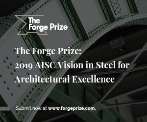 The Forge Prize 2019